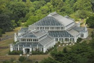 Kew Temperate glass house