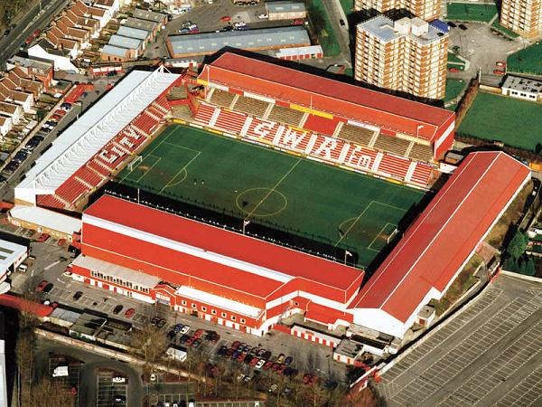 Exhibition Stand Hire Bristol : Barr tipped for £ m bristol city stadium revamp
