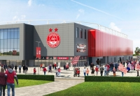 Aberdeen stadium