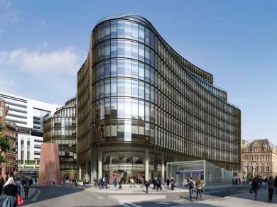 100 Liverpool Street exchange square