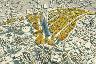3D-aerial-view