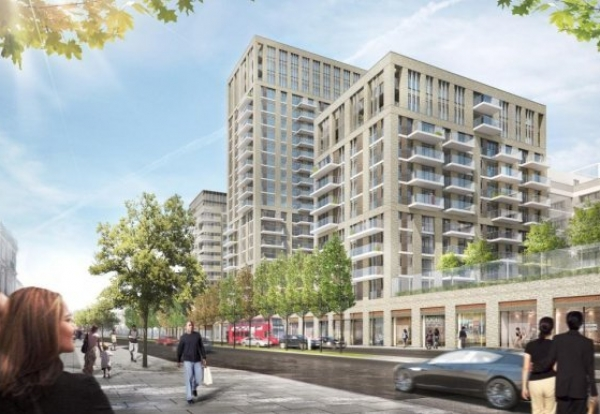 Berkeley lodges woolwich crossrail over station plans for The berkeley house