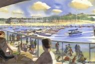 Dover port marina