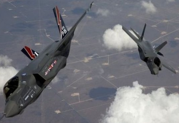 F35 fighters