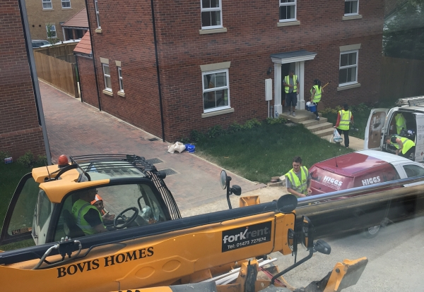 Bovis to add £3.5 mln in charges over complaints