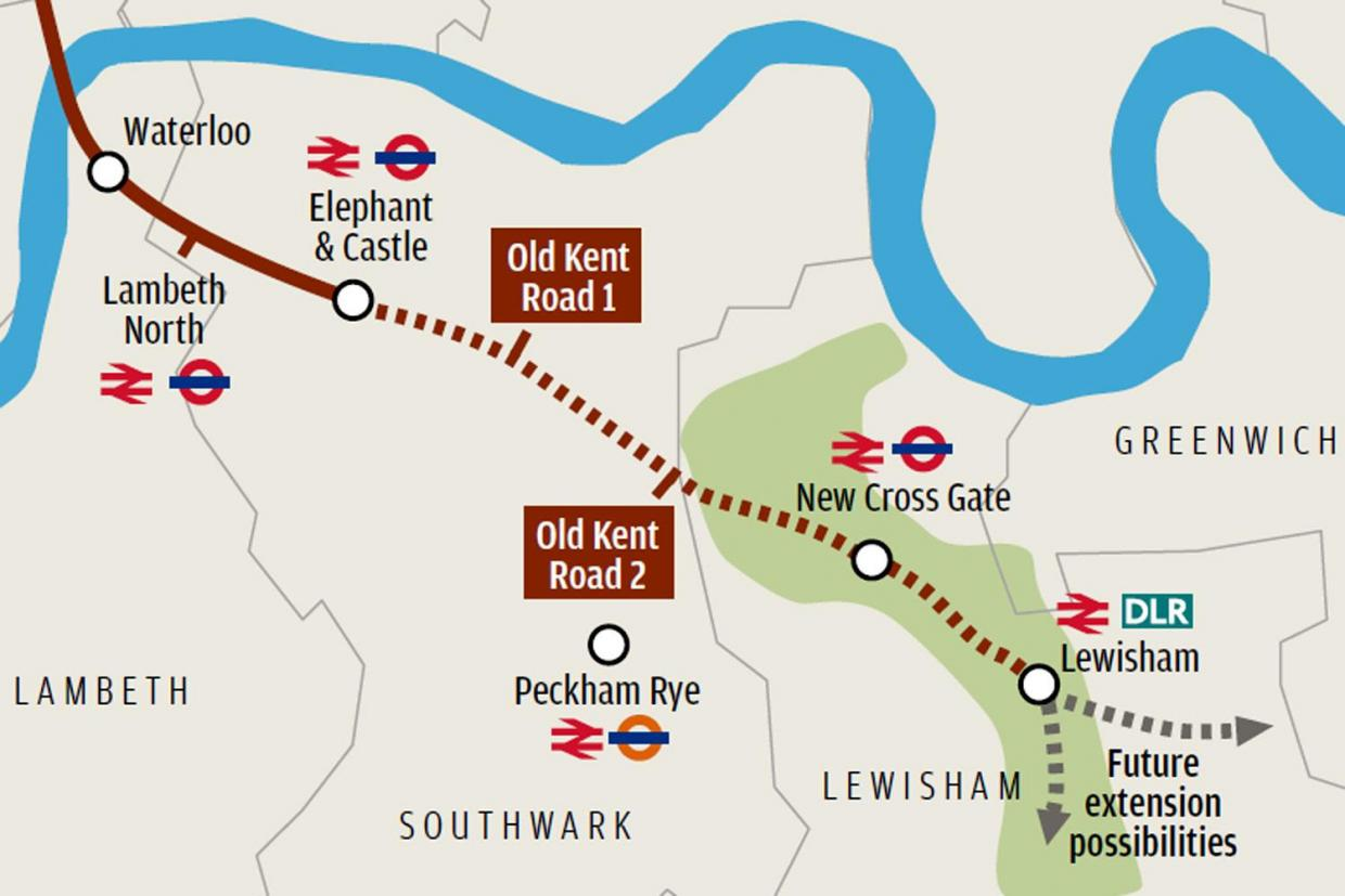 bakerloo extension