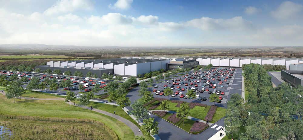 Vinci takes Jaguar Land Rover engine plant   Construction Enquirer