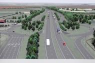 A19 Testos junction improvement scheme.