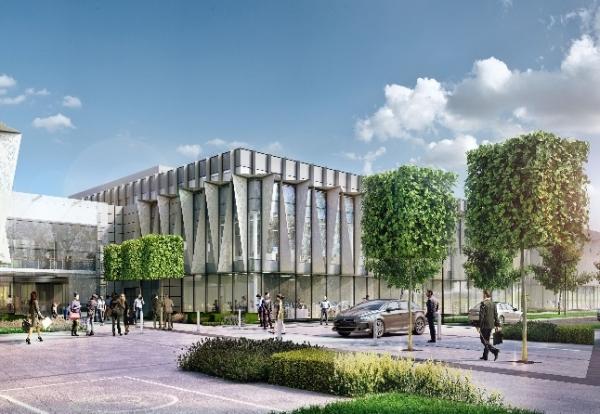 Arm Cambridge New Building