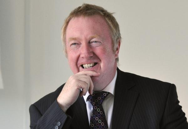 Alan Ryder CEO RSK Group