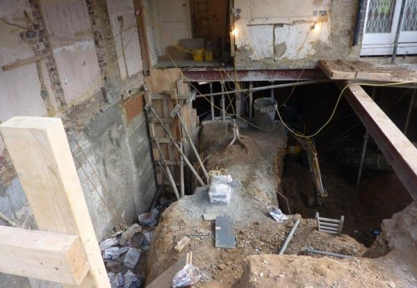 safety blitz on posh london basement jobs construction enquirer