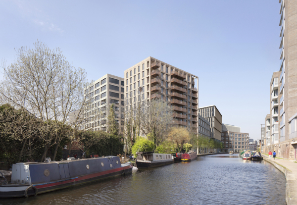 8e8803b20532f7 Go-ahead for London Ted Baker HQ scheme