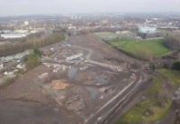 Bilston_Urban_Village_site_February_aerial_picture