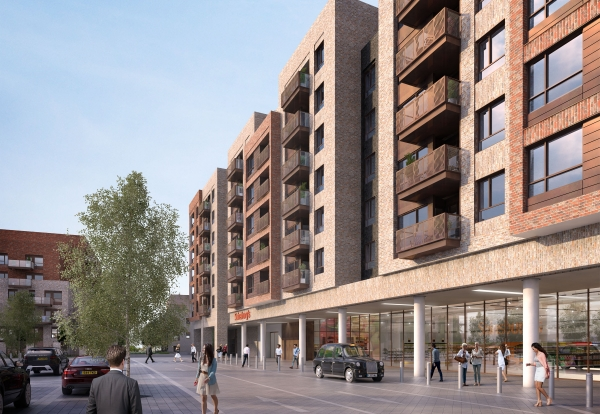 Box & Charnock has secured a contract to supply MEPH services to St James Group's new Smithfield Square Development