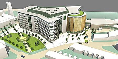 Bradford College Plan Construction Enquirer