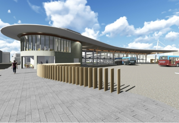 Gloucester Bus Station Plans