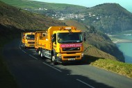 Clifftop WJ Road Marking Trucks