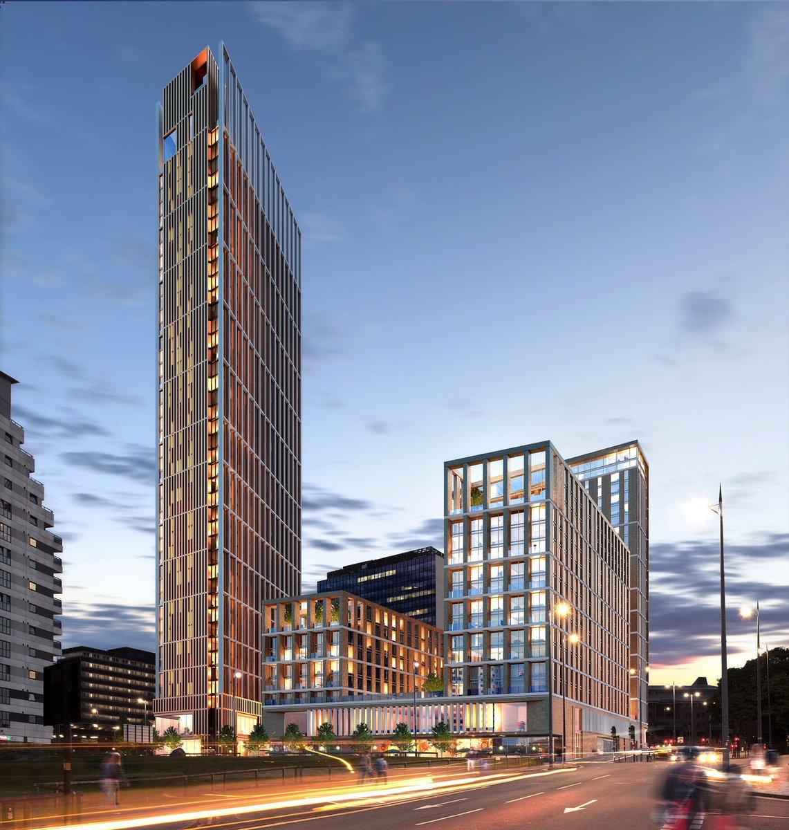 Nikal In Talks To Build Birmingham's Tallest Resi Block