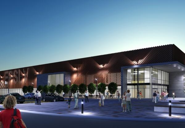 Mehndi Menu Ellesmere Port : Wates wants subcontractors for � m leisure centres