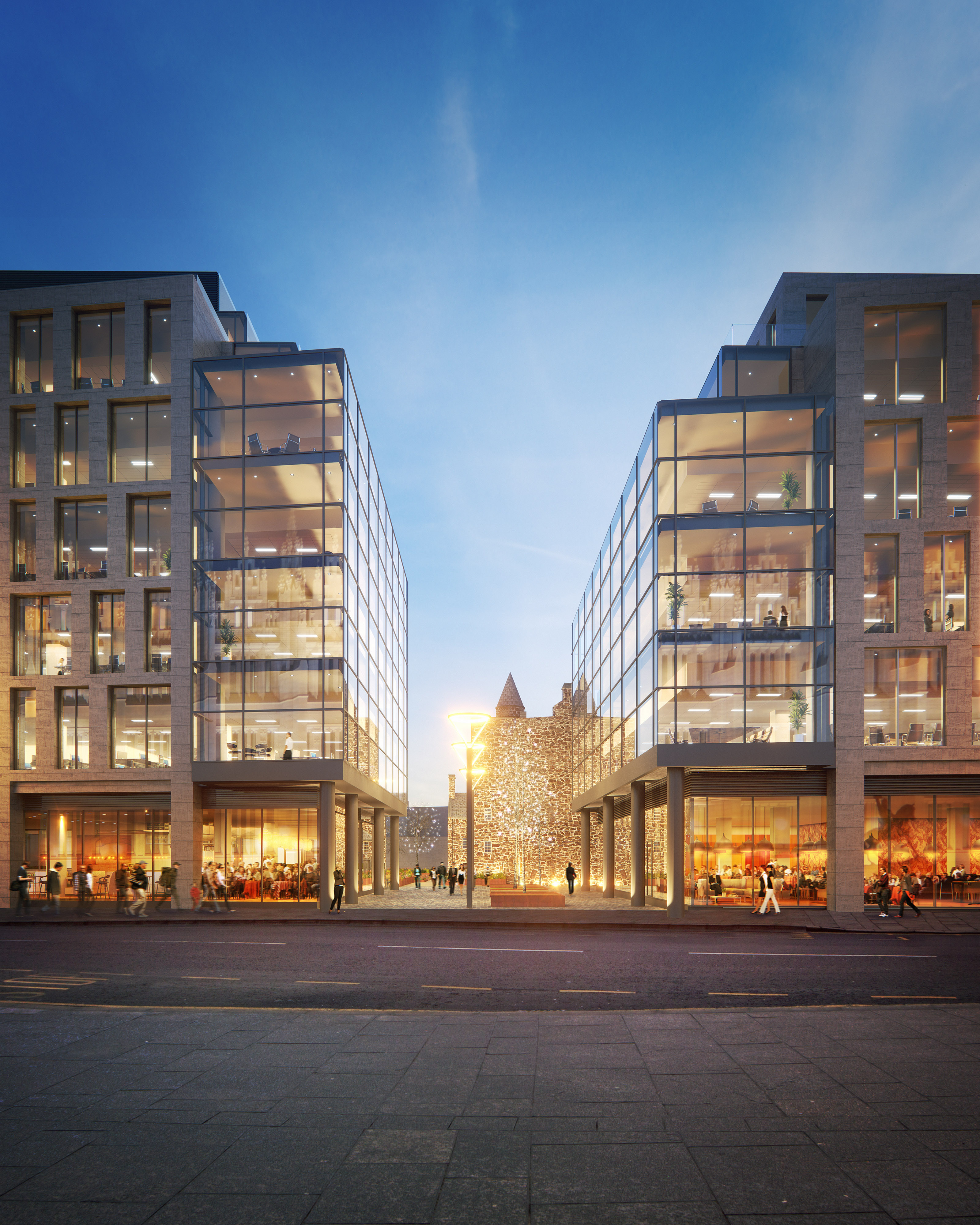The Morgan At Provost Square >> Morgan Sindall starts £107m Aberdeen city centre job | Construction Enquirer