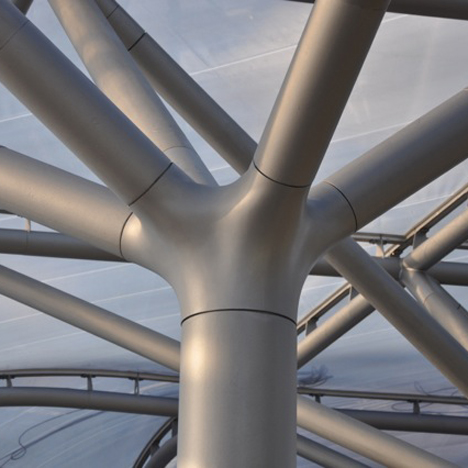 Arup Experts Re Engineer Metal Joints With 3 D Printing: 3d application
