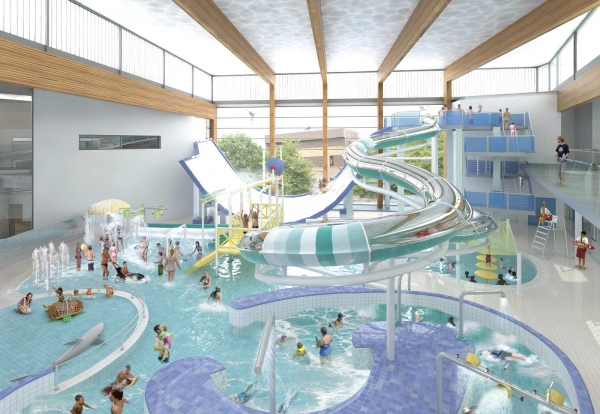 Bam Wins 30m Huddersfield Sports Complex Construction Enquirer