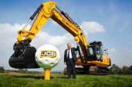 JCB golf course