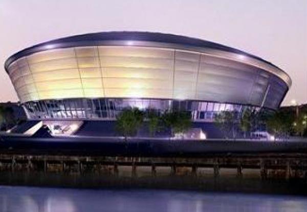 Leeds Arena Bam