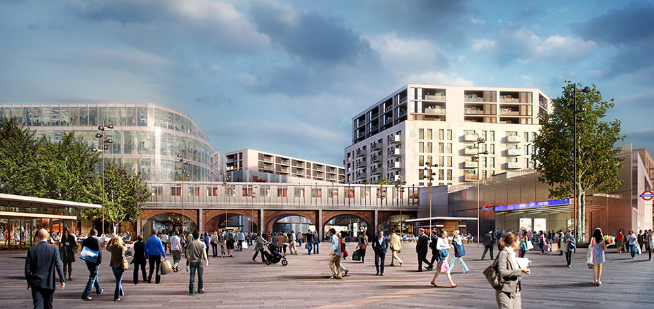 1bn Westfield London Expansion Plan Approved