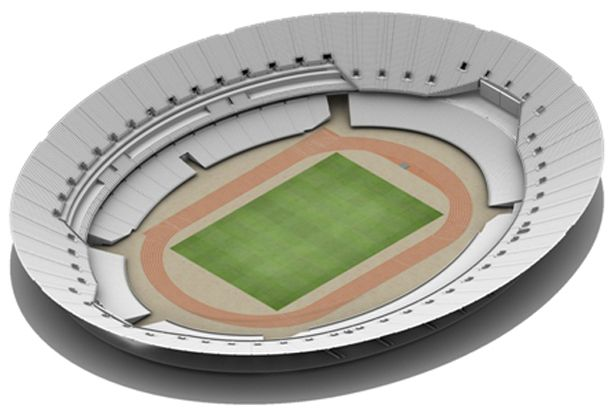 Olympic Stadium Retractable Seating Project To Cost 163 20m