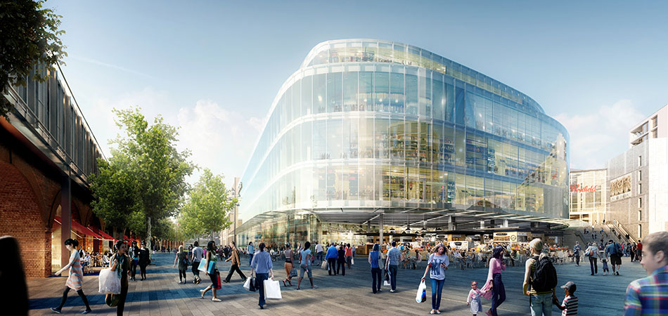 1bn Westfield London Expansion Final Go Ahead
