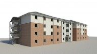 Lyneham SNCO Modular Living Accommodation