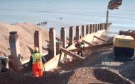 Coastal defence theme