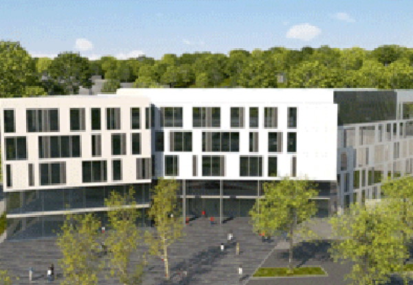 Interserve tipped to take 33m merthyr college for In home design merthyr