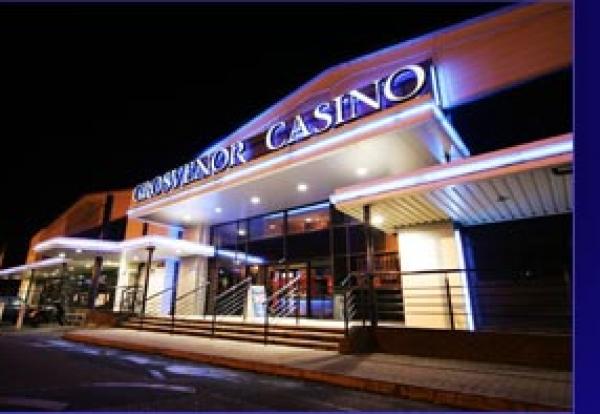grosvenor casino jobs walsall
