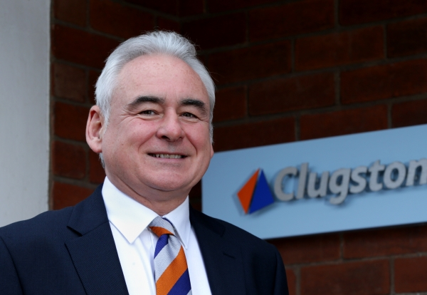 Robert Vickers, Clugston Group Chief Executive (David Lee Photography Ltd) July 2017