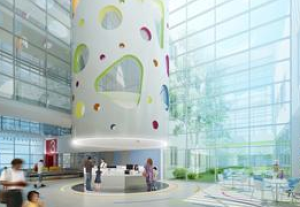 Plans for £40m Sheffield children's hospital wing ...