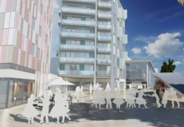 dev secs signs sainsburys for 85m abbey wood scheme. Black Bedroom Furniture Sets. Home Design Ideas