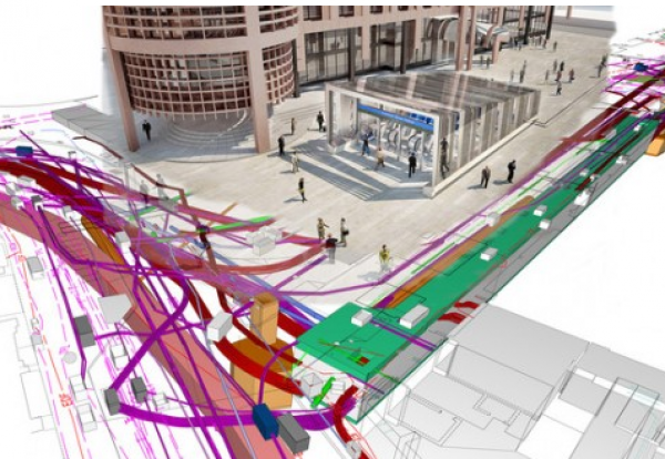 Crossrail opens bim academy for supply chain for Bim academy