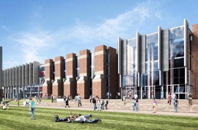 University of Kent Templeman library