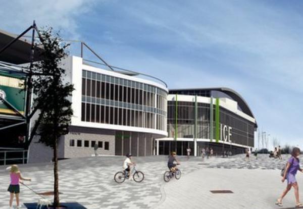 Plymouth Argyle Unveil 163 50m Stadium Plan Construction
