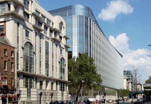 Goldman Sachs Fleet Building