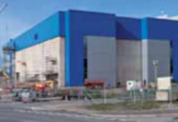 Sellafield waste store