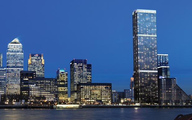 Race Gathers Pace To Build First Canary Wharf Resi Tower Construction Enquirer