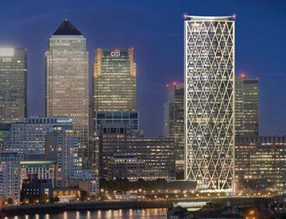 Plans For 70 Storey Canary Wharf Resi Tower on One Story House Floor Plans