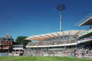 Lords Warner stand