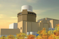 Horizon Hitachi nuclear power station design