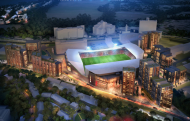 Brentford football stadium scheme
