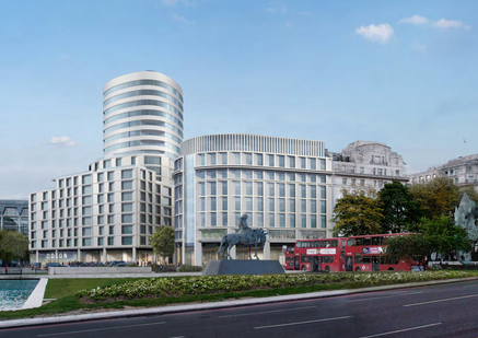 Demolition Starts For 163 400m Marble Arch Place