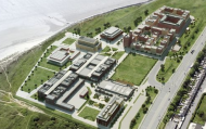 Swansea University bay campus